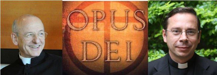 Fernando Ocáriz y Mariano Fazio, candidatos a suceder a Echevarría al frente del Opus Dei