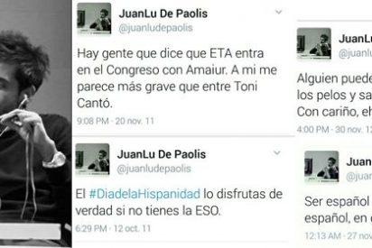 Salen a la luz los tuits más bestias de Juanlu de Paolis, el director de 'Salvados' que pidió a laSexta que echasen a Inda y Marhuenda