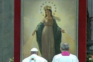 """El Papa en la misa de Año Nuevo: """"Tenemos Madre. No somos huérfanos"""""""
