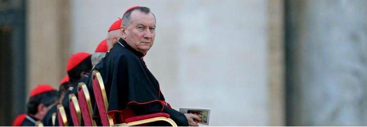 """Parolin anuncia un comisario pontifico en la Orden de Malta para iniciar """"un proceso de renovación"""""""