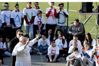 El Papa retoma sus visitas a parroquias romanas