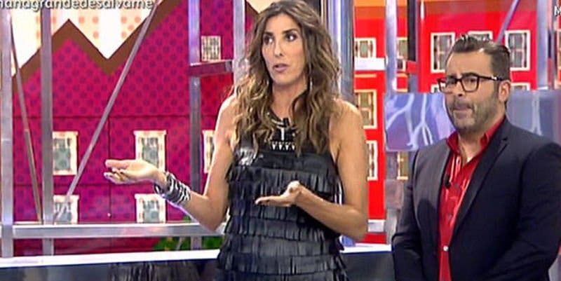 El 'plan secreto' de Paolo Vasile para despedir de Telecinco a Paz Padilla y Jorge Javier Vázquez
