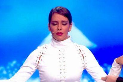 El dolor extremo y las lágrimas de Cristina Pedroche 'hipnotizan' al público