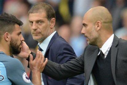 Pep Guardiola se cansó del Kun Agüero y le mostró la puerta de salida