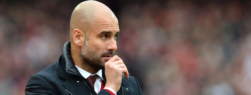 Pep Guardiola se quiere llevar a Manchester City a su jugador fetiche