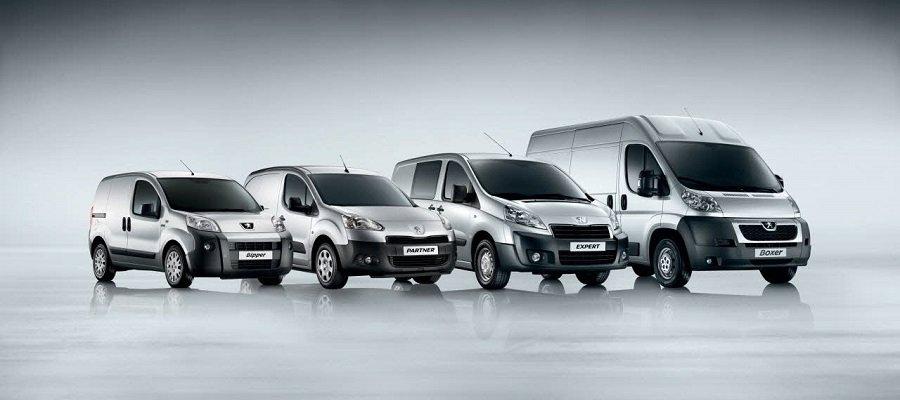 Peugeot, lider del mercado de comerciales gracias a su estrategia