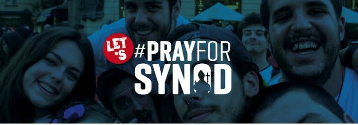 Los escolapios lanzan #PrayForSynod, una iniciativa de oración conjunta de jóvenes de todo el mundo