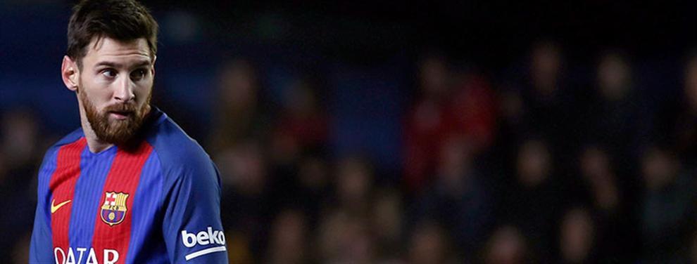 Por Guardiola, el Barça le da las llaves del estadio a Leo Messi