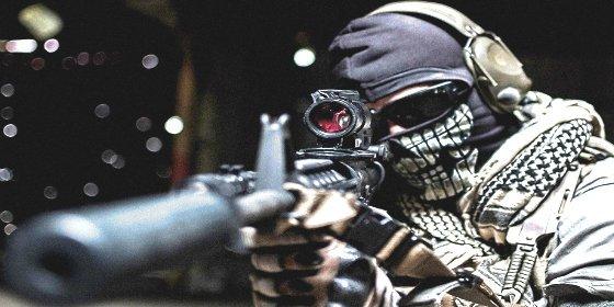 El cenizo fanático del ISIS que graba su propia muerte con una cámara POV