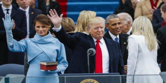 """Las fotos por las que Donald Trump acusa a los periodistas de ser los seres """"más deshonestos"""""""
