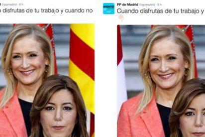 El PP de Madrid se pone 'gamberro' en Twitter y provoca la rabia de los 'susanistas'