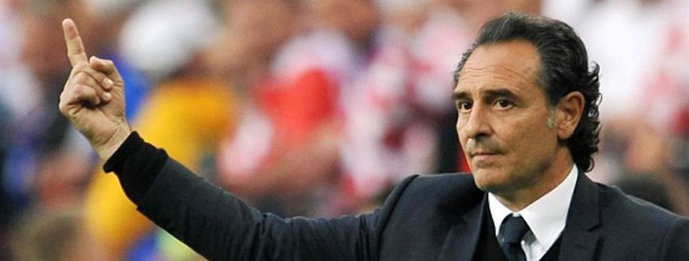 Prandelli suelta una bomba para el Madrid nada más salir de Valencia