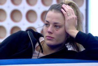 Alyson Eackmann: Derrumbe récord al día de entrar en 'GH VIP' con roce y lágrimas