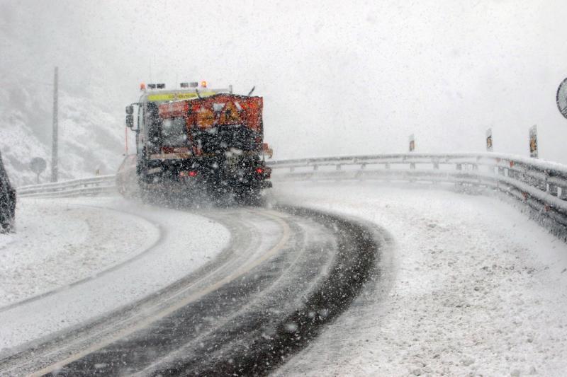 Protección Civil declara la alerta ante el riesgo de nevadas