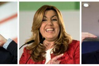 ¡Qué cantera, PSOE! un anémico intelectual, la sultana y el señor del 'no'