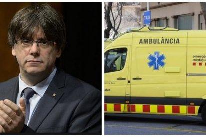 La muerte de una niña por falta de ambulancias pediátricas en Cataluña retrata a los separatistas