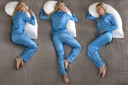 Descubre lo que dice de ti la posición en la que sueles dormir