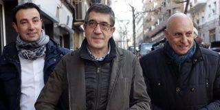 Patxi López da un paso al frente, Susana Díaz aguanta el aliento y el PSOE inicia su refundación