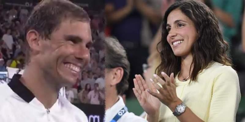 Rafa Nadal es afortunado en el juego, en el amor, y en los negocios