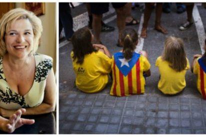 """Rahola defiende la cabalgata separatista: """"Un españolista es un patriota; un catalanista, un tipo peligroso"""""""