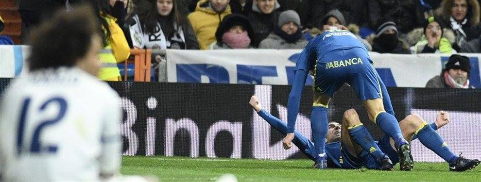 ¿Real Madrid entró en una curva de descenso?