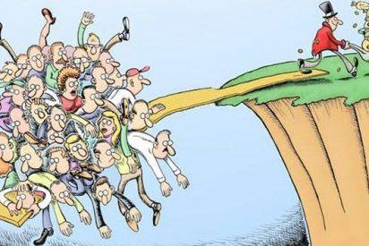 El 1% de los españoles más ricos poseen el 20% de toda la riqueza de España