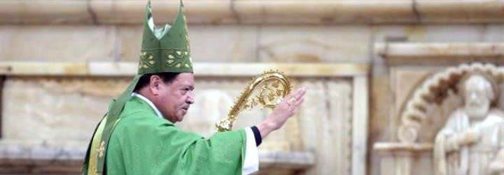 """Cardenal Rivera: """"El muro de la ignominia aislará a Estados Unidos, de México y del resto del mundo"""""""