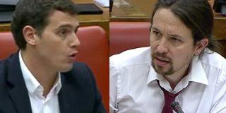 El 'Blue Monday' de Pablo Iglesias y Albert Rivera: van a por lana con el Yak y salen trasquilados