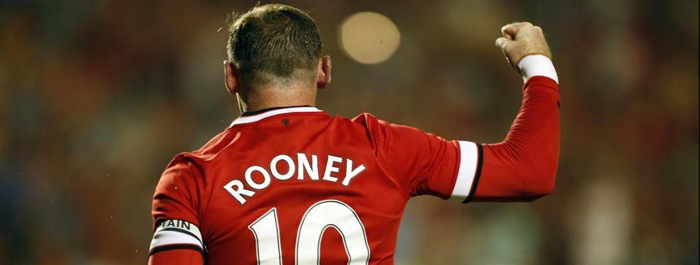 Rooney se podría convertir en el jugador mejor pagado del mundo