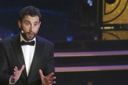 """Así reacciona Dani Rovira a los que le criticaron en los Goya 2016: """"Vuelvo a hacer la gala para que no ganen los cuatro borrachos de Twitter"""""""