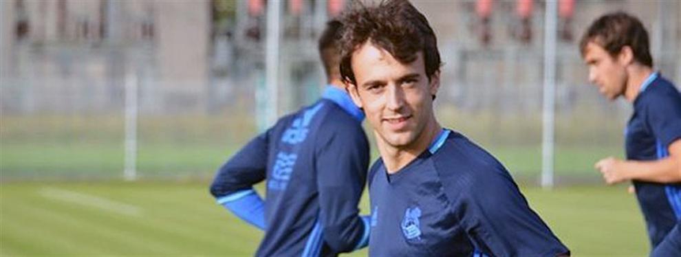 Rubén Pardo llega cedido al Betis