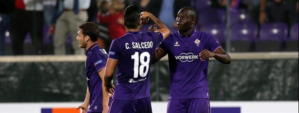 Salcedo explica porqué no ha tenido actividad en los últimos juegos