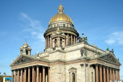 Protestas en San Petersburgo por la devolución de una catedral a la Iglesia