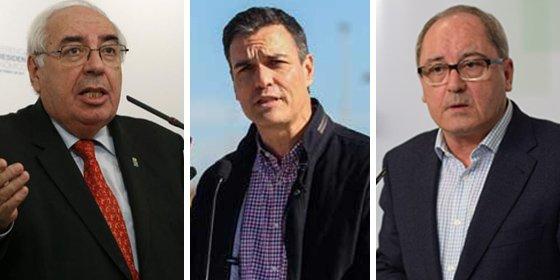 """Pedro Sánchez irrita al 'susanismo' y así le atacan: """"¡Ya está bien de falacia y demagogia!"""""""