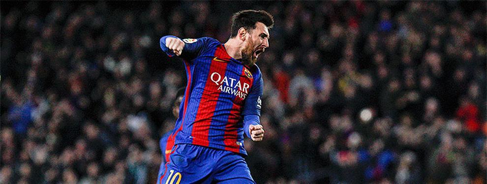 ¡Se confirma! Messi mete a Jorge Sampaoli 'de cláusula' en su renovación