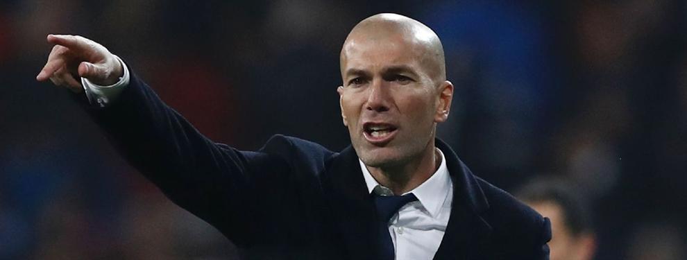 Se filtra el primer descarte de Zidane para el mercado de verano