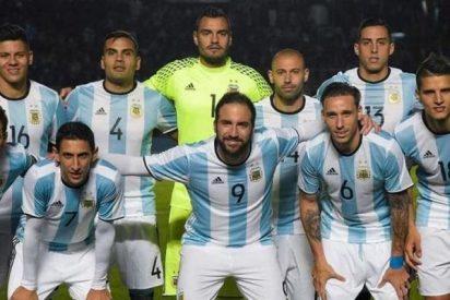 Argentina y España siguen primera y décima del mundo, en el ranking de la FIFA