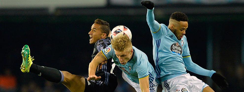 Señalan la clave del mal rendimiento de Danilo en el Real Madrid