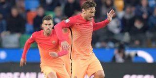 Serie A: Los resultados se dan para la Roma