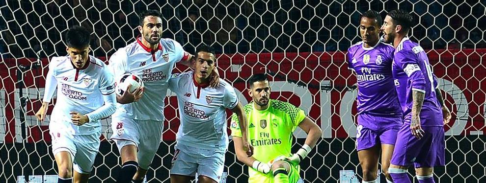 Sevilla VS. Real Madrid: ¿será por fin el partido para Sampaoli?