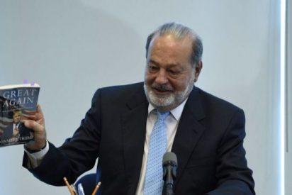 El magnate Carlos Slim afirma que 'Trump no es Terminator, es Negociator'