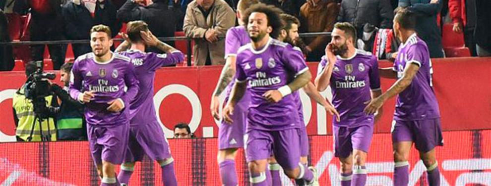 Sigue abierta la ?guerra? Sergio Ramos-Sevilla FC