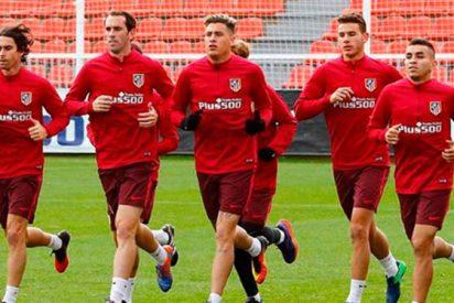 Simeone confirma el movimiento que señala a tres jugadores del Atlético