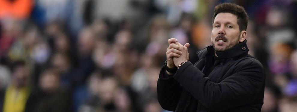Simeone pide una gran despedida al Atlético de Madrid