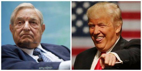 Soros, el filántropo de la izquierda radical, se arruina en la bolsa por culpa de Trump
