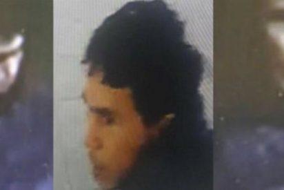 Las fotos del 'achinado' asesino de Estambul que huyó poniendo cara de santo