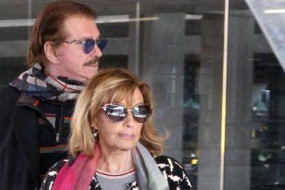 María Teresa Campos está al límite, triste y muy harta de los 'colegas'