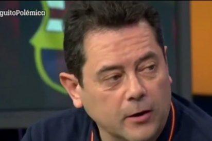 Tomás Roncero se 'lía' y la lía con el origen del catalán