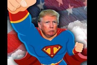 """Trump no tomará posesión, """"será poseído"""" por el cargo de presidente de los Estados Unidos de América"""