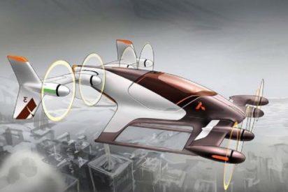 Airbus probará su coche volador antes de final de 2017
